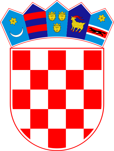 453px-Coat of arms of Croatia svg